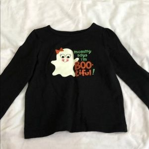 Halloween long sleeved tee